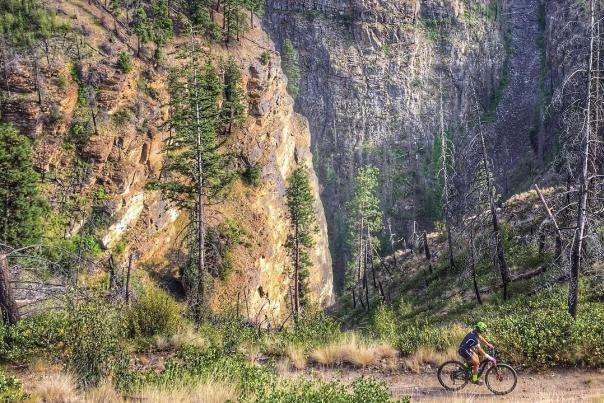 Crawford Canyon, Crawford Trails