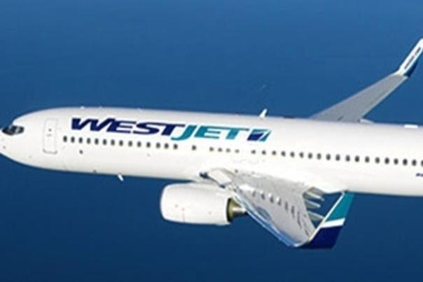 Copy of WestJet Plane