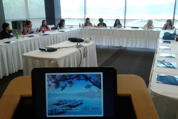 Edmonton Lunch and Learn May 2015