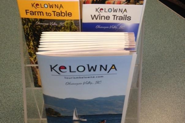 2016 Official Kelowna Visitors' Guide