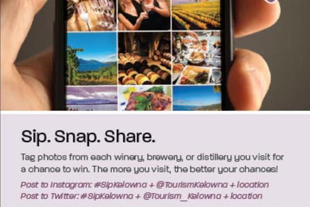 Sip. Snap. Share.