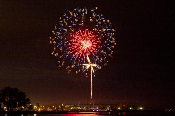 Celebrate America Fireworks