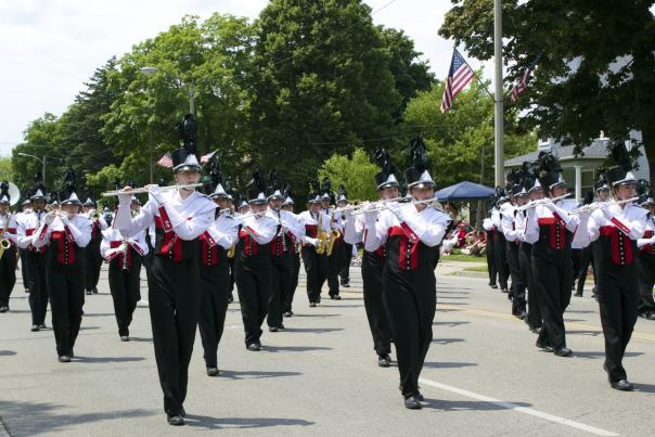 Kenosha Civic Veterans Parade