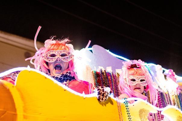 Mardi Gras VIP