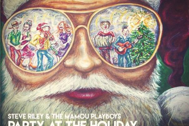 Steve Riley & The Mamou Playboys Christmas Album