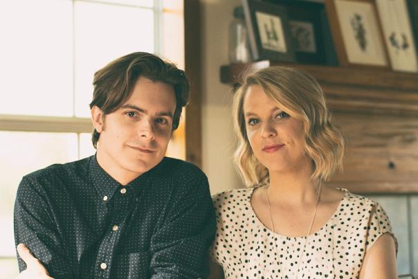 Allison Bohl & Peter DeHart