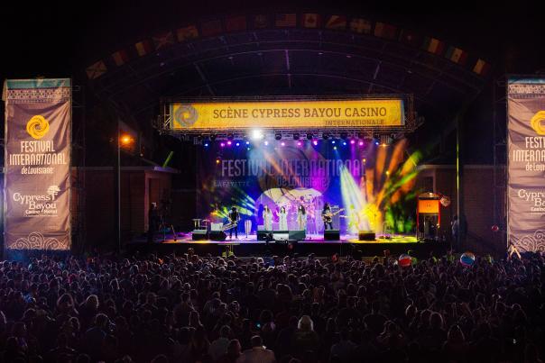 Festival International Main Stage