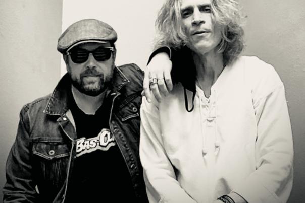 Eric Adcock and Michael Juan