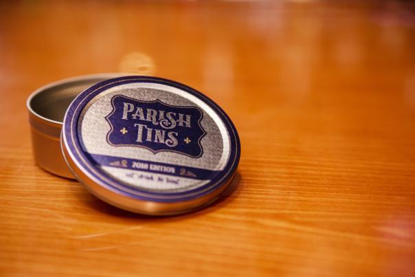 Parish Tins