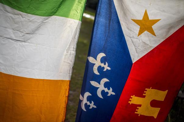 Celtic Bayou Festival (Header)