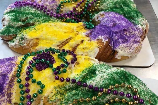 Cypi's King Cake