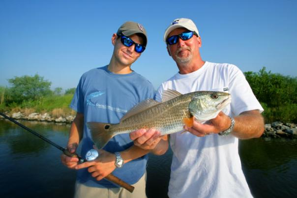 Fishing Duo