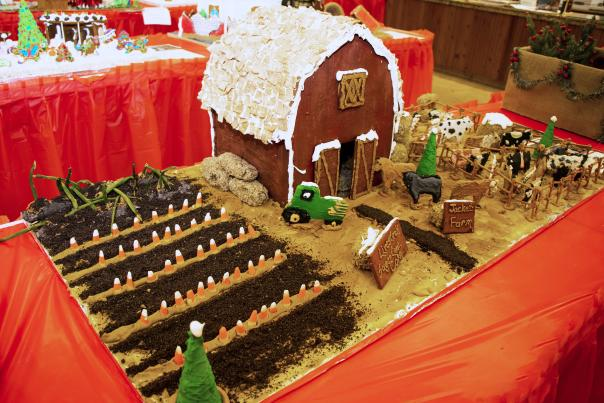 Southwest Louisiana Gingerbread House Contest Winners Announced