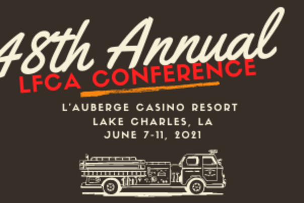 Lake Charles Fire Department Serves as Host Agency for Louisiana Fire Chiefs Association Annual Conference