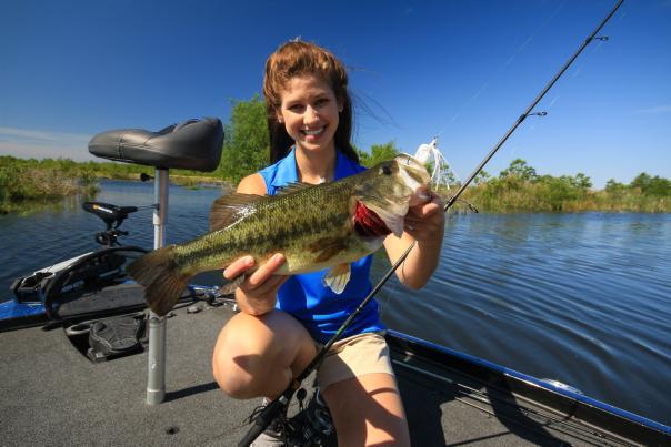 Fishing with Grosse Savanne