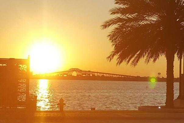Lake Charles Sunset