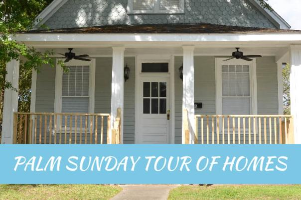 Palm Sunday Tour of Homes