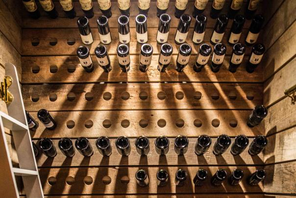 restaurant calla wine selections | Michael L. Hobby