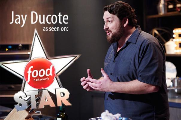 Jay Ducote, Food Network Star