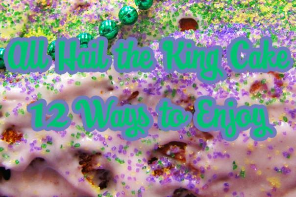 King Cake 12 Ways Preview