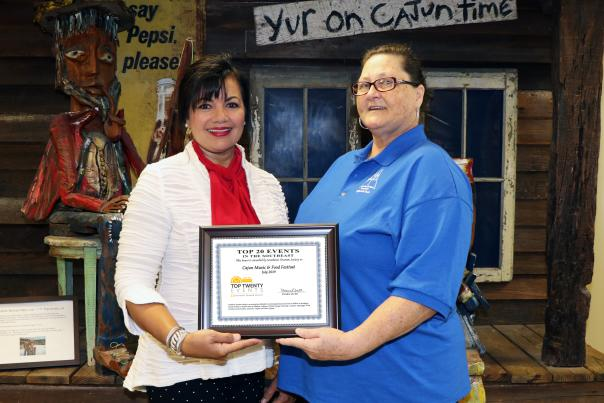 Cajun Music and Food Festival STS Top 20