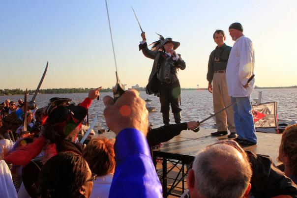 Louisiana Pirate Festival