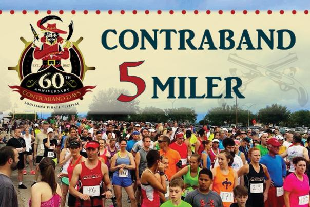 Contraband 5 Miler