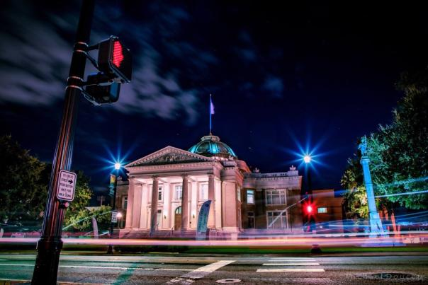 Calcasieu Courthouse by Michael Doucet Photography
