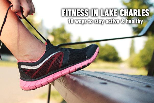 Fitness in Lake Charles prevew