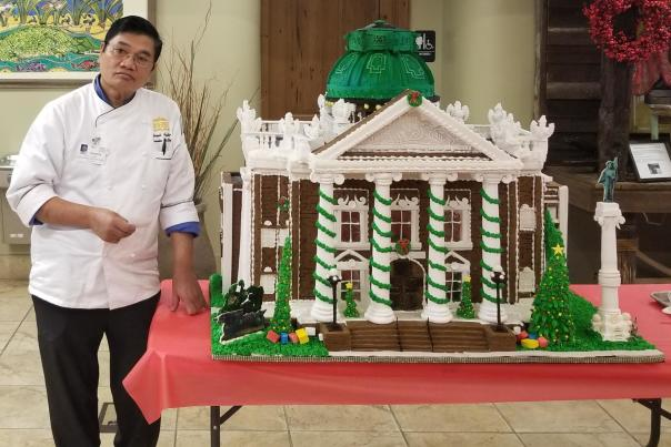 Gingerbread Best of Show