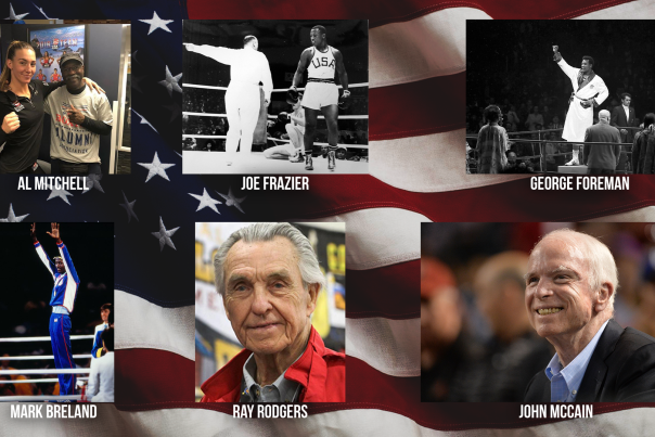 USA Boxing Alumni Association Hall of Fame