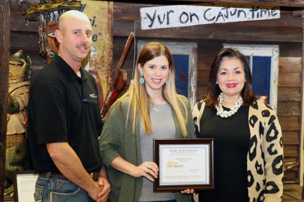 2019 Iowa Rabbit Festival Southeast Tourism Society Top 20 Event