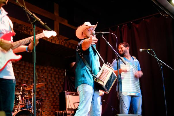 Rusty Metoyer Zydeco