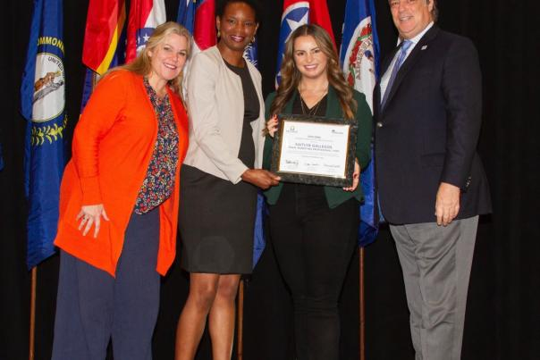 Kaitlyn Gallegos Completes STS Marketing College, Earns 'Travel Marketing Professional' Certification