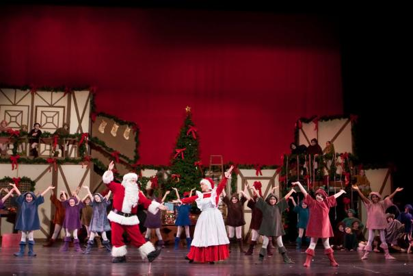 Lake Charles Civic Ballet Christmas