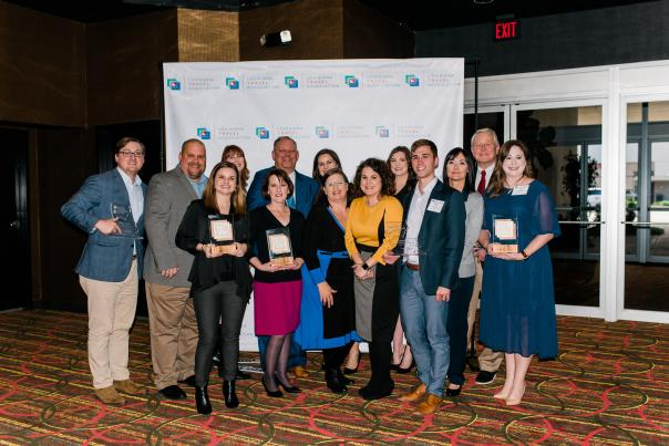 Visit Lake Charles awarded 2019 Outstanding Convention and Visitors Bureau of the Year
