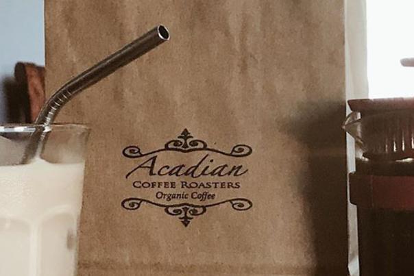 Latte Acadian Coffee Roasters