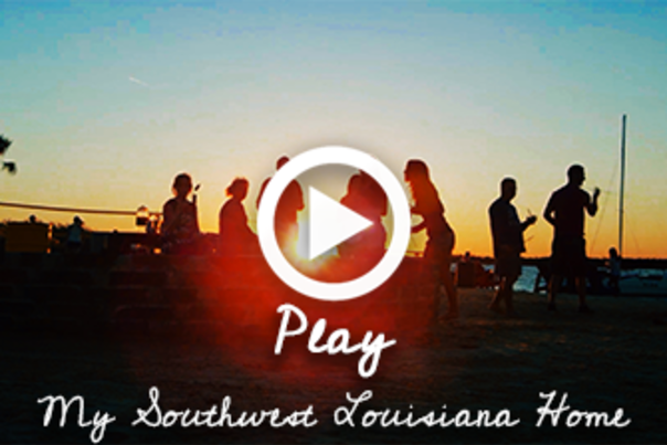 My Southwest Louisiana Home Website Preview