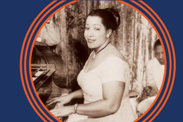 Nellie Lutcher at piano