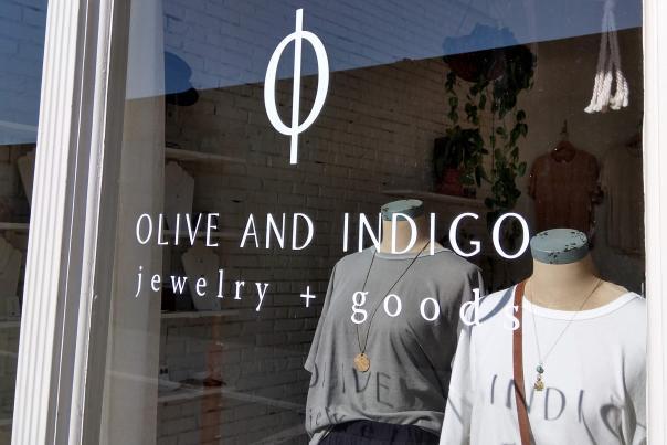Olive & Indigo