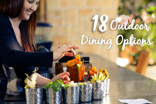 Outdoor Dining Blog