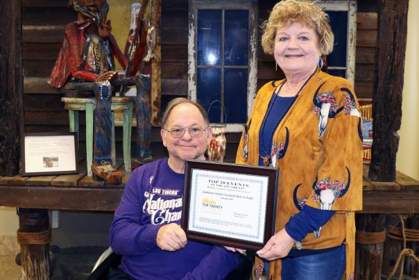 Southwest District Livestock Show & Rodeo Southeast Tourism Society Top 20 Event