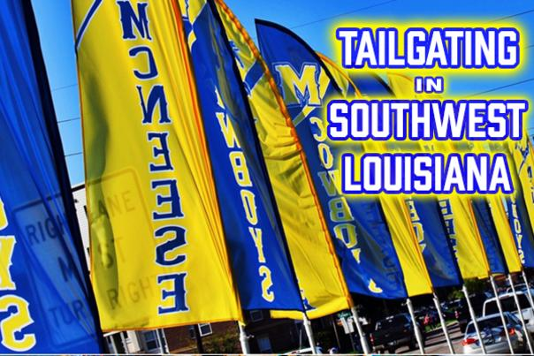 Tailgating in Southwest Louisiana