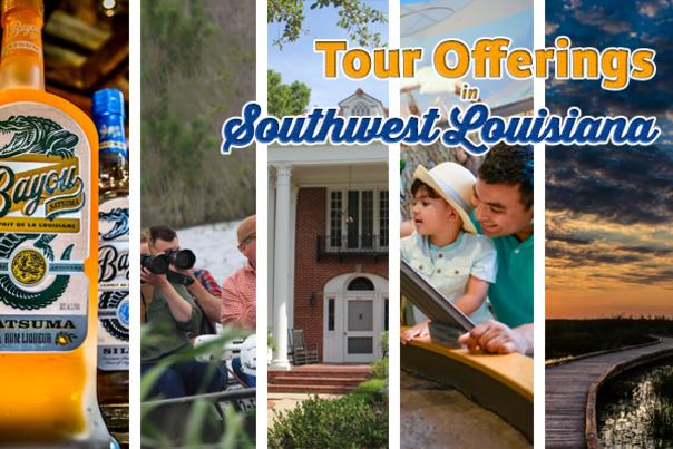 Tour Offerings in SWLA