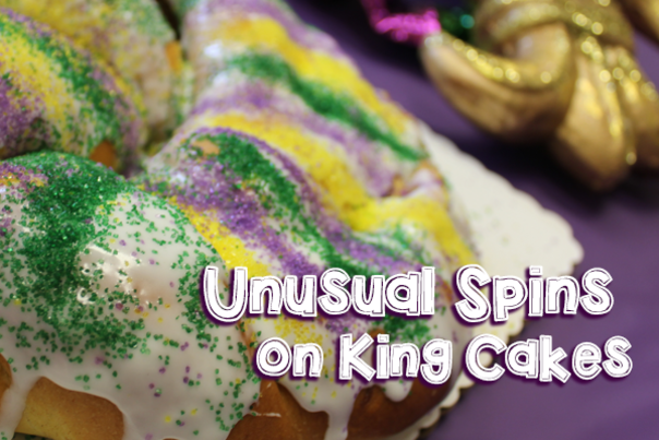 Unusual King Cakes