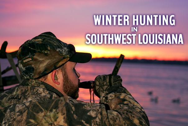 Winter Hunting Header