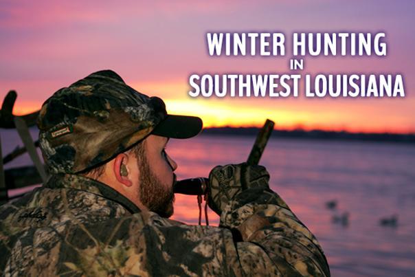 Winter Hunting Header