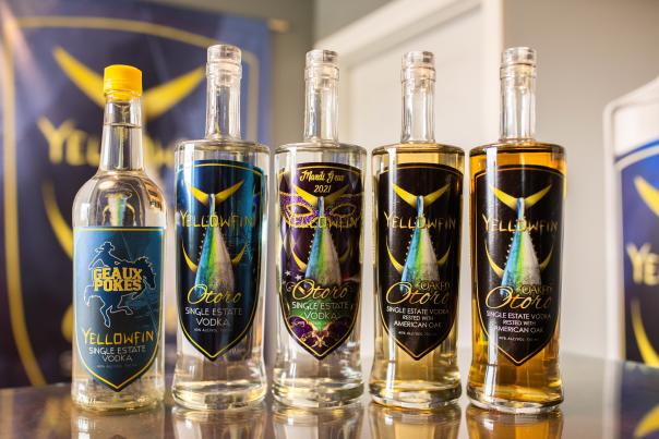 Yellowfin Vodka
