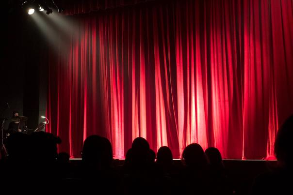 Theater Curtain