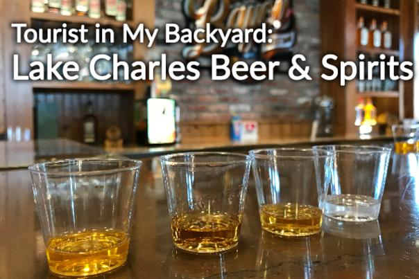 Lake Charles Beer and Spirits